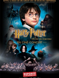 HARRY POTTER en ciné-concert
